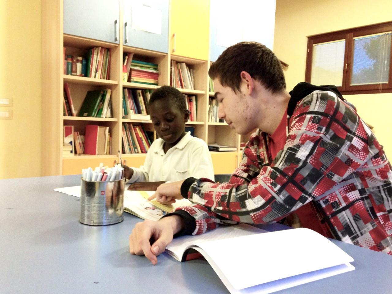Laboratorio di peer education