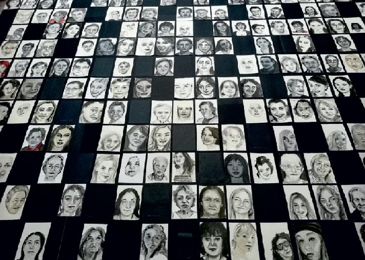 Catene Violente - Spettacolo di Teatro Forum @ Centro Civico di Villa Lattes