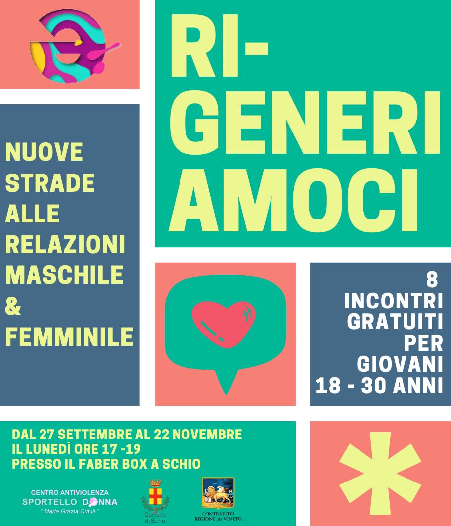Differenze di genere - LABORATORIO CENTRO CAPTA Vicenza